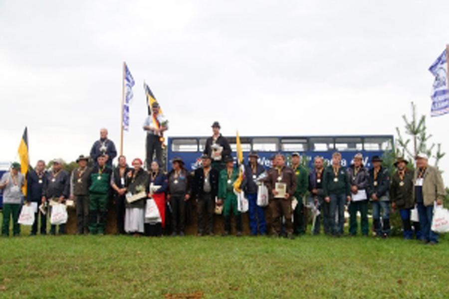 7. Deutsche Meisterschaft im Gespannpflügen