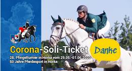 Corona Soli Ticket